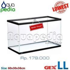 Aquarium Gex Ll - 6A99D3 - Original Asli