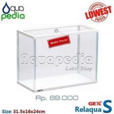 Aquarium Gex Relaqua S - 57937E - Original Asli