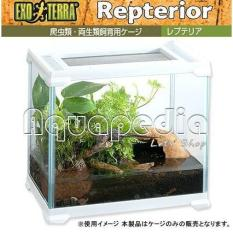 Aquarium/Terrarium Gex Exoterra Repterior 300 Low - D693D7 - Original Asli