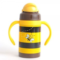 Jual Cepat Arvita Thermos Stainless Steel Bottle Water 400Ml Bee