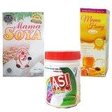 Spesifikasi Asi Booster Bundling Tea Mama Soya Dan Mama Honey Yang Bagus