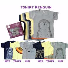 Toko Alstindo Atasan Kazel Anak Boy Tshirt Pinguin Edition Boy 6 Pcs Bisa Cod Terlengkap Riau