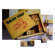 Promo Atham Toys Balok Iqro Indonesia