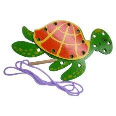 Jual Beli Online Atham Toys Papan Jahit 3D Kura Kura