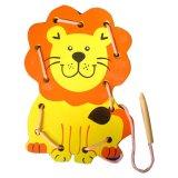 Jual Atham Toys Papan Jahit 3D Macan Branded Original