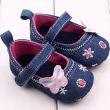 Jual Ava Baby Shoes Butterfly Mary Jane Sepatu Bayi Perempuan Prewalker Indonesia