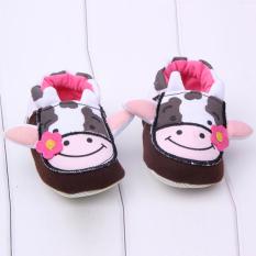 Toko Ava Baby Shoes Cute Cow Sepatu Bayi Prewalker Online