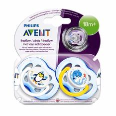 Toko Avent Freeflow Pacifier 18M Empeng Freeflow Avent Online Indonesia