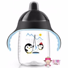 Review Toko Yooberry Avent Pingu Premium Spout Cup 340Ml 18M Online