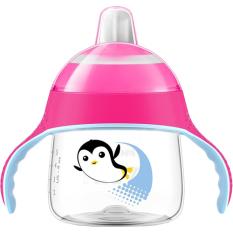 Spek Avent Premium Spout Cup 7Oz Pink