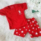 Jual Ayako Baby Setelan Anak Laki Laki Red Ayako Baby Branded