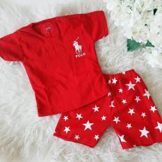 Harga Ayako Baby Setelan Anak Laki Laki Red Lengkap