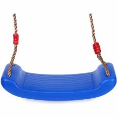 Spesifikasi Ayunan Rantai Tali Tambang Anak Indoor Outdoor Biru Bagus