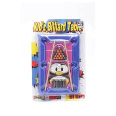 Azisstory - Kid'z Billiard Table- Bola Billiard Dan Meja- Mainan Anak