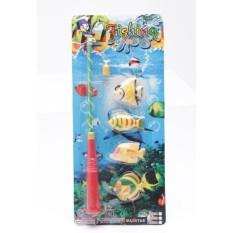Azisstory - Mainan Anak Pancingan Ikan - Warna Random