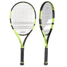 Babolat Raket Tenis Pure Aero 26 Junior Strung Grip 0 Black/Green/White