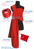 Beli Baby Al Gendongan Ring Sling Merah Polos Dengan Kartu Kredit