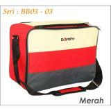Toko Baby Bag Diaper Bb03 Tas Bayi Dayony Bb 03 Merah Di Indonesia