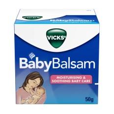 Baby Balsam-Balsem Menghangatkan Saat Batuk Pilek