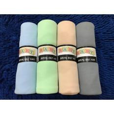 Daftar Harga Padie Bedong Bayi Premium Baby Richi Multi Boys Isi 4 Pcs Bedong Bayi Kaos Selimut Bayi Alas Tidur Warna Sky Lime Cream Grey Padie