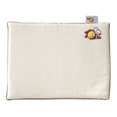 BABY BEE INFANT PILLOW WITH CASE/ BANTAL BAYI LATEX