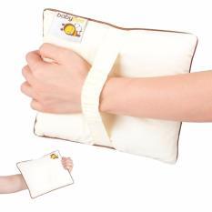 Baby Bee Mini Pillow With Case/ Bantal Bayi Latex