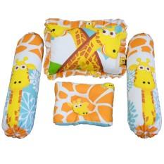 Harga Baby Bess Set Bantal Bayi Plus Peyang Giraffe Termahal
