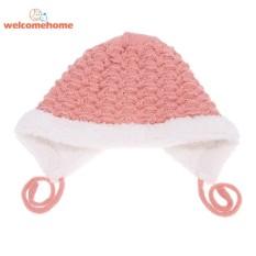 Bayi Topi Anak Musim Dingin Hangat Hat Nanas Katun Rajutan Cap Baby Foto Alat Peraga-Internasional