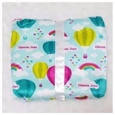 Baby Carter Double Fleece Blanket , Selimut Bayi (Baloon)