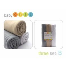 Harga Baby Chaz Bedong Three Set B
