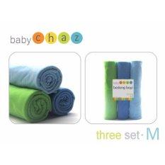 Spesifikasi Baby Chaz Bedong Three Set M Merk Baby Chaz
