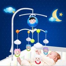 Tempat Tidur Bayi Tempat Tidur Bayi Holder Toy Dekorasi Gantung Braket Lengan-Intl