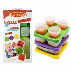 Toko Baby Cubes Starter Kit Lengkap