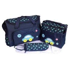 Bayi Popok Tas Ibu Travel Tote Fashion Mummy Bag Multi Fungsional Berkapasitas Besar Ibu Tas Ibu Tas Bayi Tas Messenger Wanita Hamil Paket Jadilah Yang Pertama Mengulas Produk Ini-Internasional