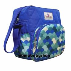 Baby Family Simple Bag Series 2 BFT2101 Baby Scots - Tas Perlengkapan Bayi