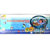 Beli Barang Baby Flow Baby Swimming Pool With Toys Baby Spa Kolam Renang Anak Online