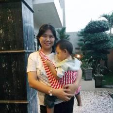Harga Baby Jose Premium Q Gendongan Bayi M Salur Chili Selendang Bayi Gendongan Bayi Geos Perlengkapan Bayi Padie Termurah