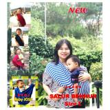 Toko Baby Jose Premium Q Gendongan Bayi Kaos L Salur Putih Benhur Geos Gendongan Bayi Selendang Bayi Praktis Simple Gak Ribet Padie Online Jawa Timur