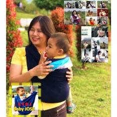 Geos Baby Jose Premium Gendongan Size M Navy Gendongan Bayi Selendang Bayi Perlengkapan Bayi Rame Jawa Timur Diskon