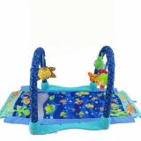 Toko Tomindo Baby Gift Kick N Crawl Aquarium Matras Bermain Mainan Anak Mainan Bayi Playgym Terlengkap
