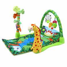 Jual Baby Gift Rainforest Safari Playmat 3059 Baby Gift