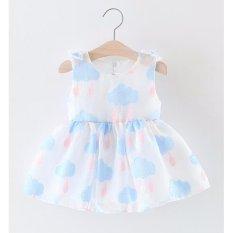 Anak Perempuan Anak Perempuan Musim Panas Untuk Fashion Dress Intl Terbaru