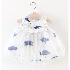 Dimana Beli Anak Perempuan Anak Perempuan Baru Lahir Mode Musim Panas Bunga Gaun Intl Oem