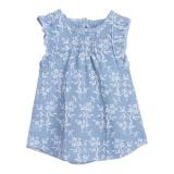 Jual Bayi Gadis Musim Panas Pantai Floral Putri Partai Kontes Gaun Biru