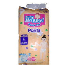 Harga Baby Happy Body Fit Pants L 30 Indonesia