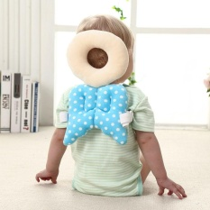 Bayi Kepala Menyimpan Pad Balita Leher Bantal Lucu Perawatan Drop Safety Resistance-Intl