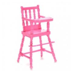 Bayi Tinggi Kursi Rumah Boneka Furniture Toys Barbie Hadiah-Internasional