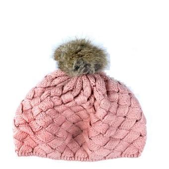 Bandingkan Toko Bayi Bayi Anak Gadis Kupluk Rajut Crochet Baret Musim Dingin Hangat Topi sale -
