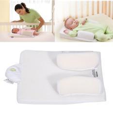 Diskon Produk Bayi Bayi Newborn Tidur Positioner Anti Roll Bantal Mencegah Flat Kepala Cushion Brankas Penopang