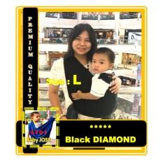 Harga Baby Jose Premium Q Gendongan Bayi L Black Diamond Selendang Bayi Gendongan Kaos Geos Simple Praktis Ga Ribet Padie Branded